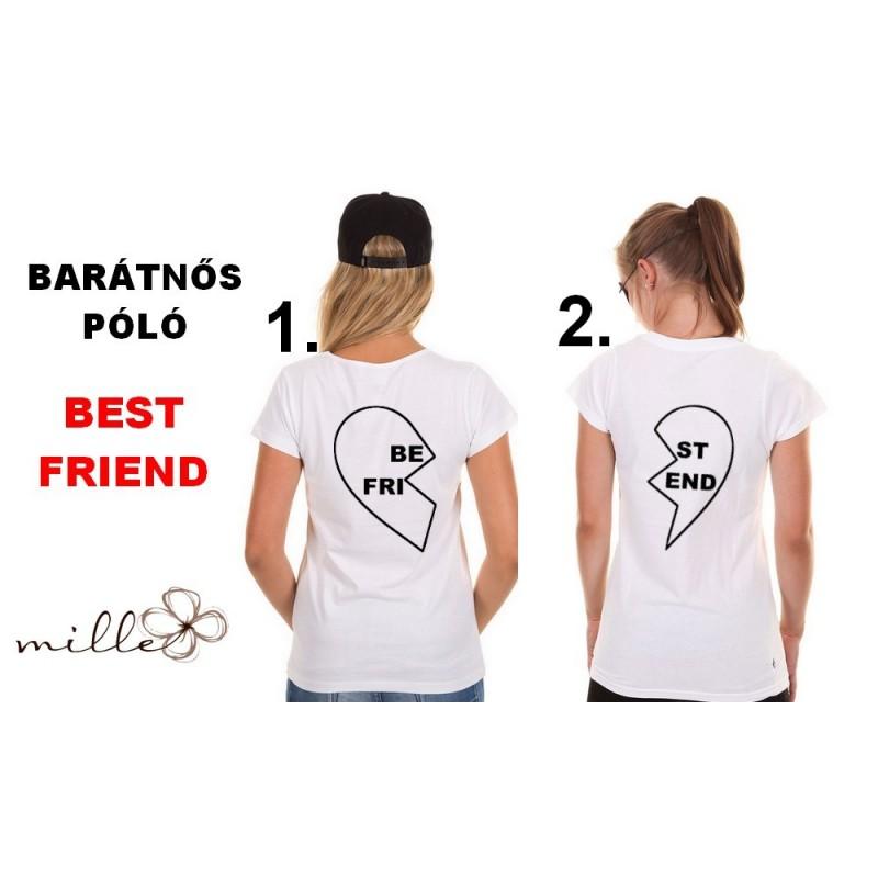 Best friend póló 68466bb961